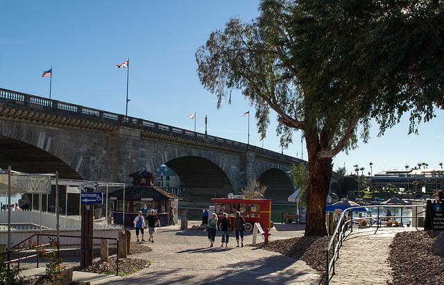 Lake Havasu London Bridge  AZ (1551)