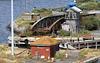 Barry Docks Basin Sliding Bridge