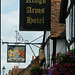 Kings Arms Hotel signs