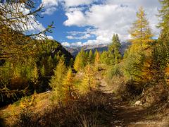 Tremorgio Mountain