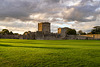 Portchester Castle - long light