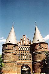 Lübeck - Holstentor