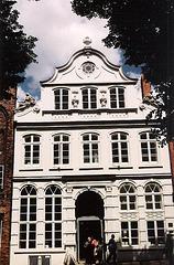 Lübeck  - Buddenbrookhaus