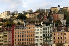 Le vieux Lyon (Rhône)