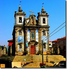"""Igreja de Santo Ildefonso"" - Porto - Portugal"