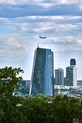 747 über EZB