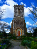 England 2016 – Hornsey church tower