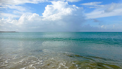 bleu... océan...