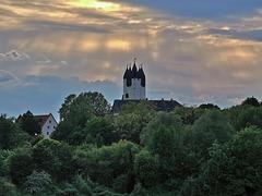 Steinheimer Schlossturm