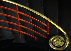 Treppenspirale 2 - im Sprinkenhof (3xPiP)