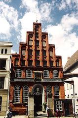 Lübeck  - Haus der Schiffergesellschaft