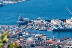 TOULON: Visite du mont Faront et de la baie de Toulon 07