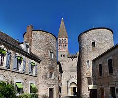 Tournus - St. Philibert