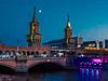 Oberbaumbrücke Berlin Illuminated! - HFF (180°)