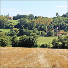 Saint-Agnin-sur-Bion (38) 5 septembre 2013.