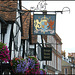 Kings Arms signs