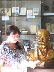 Internacia Muzea Seminario - prelegas Mária Pilková