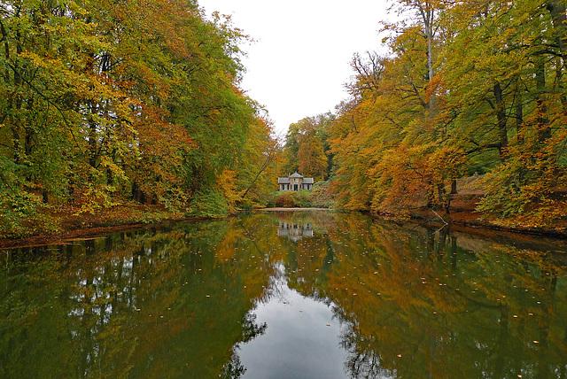 Nederland - Arnhem, Park Zypendaal