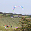 Para-glider over base camp High & Over 18 9 2021
