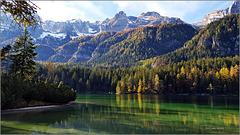 Lago di Tovel, Brenta