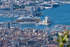 TOULON: Visite du mont Faront et de la baie de Toulon 09