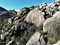 I just adore this granite scenery!