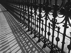 Altare della Patria fence