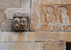 Abadía de Sant Genís de Fontanes