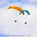 Para-gliders duet at High & Over 18 9 2021