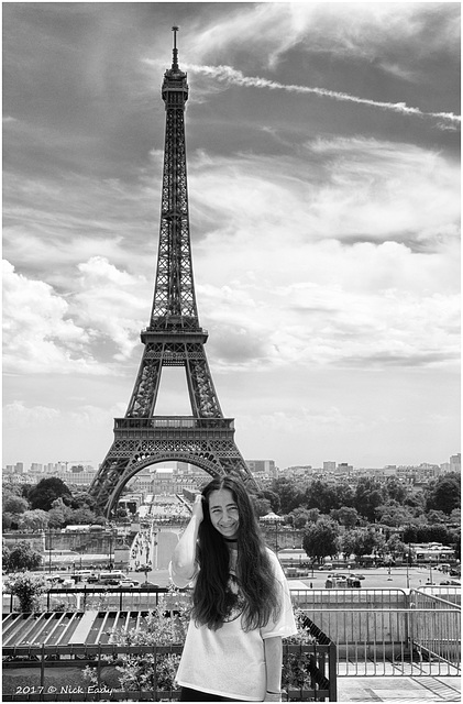 April & the Tower