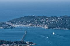 TOULON: Visite du mont Faront et de la baie de Toulon 11