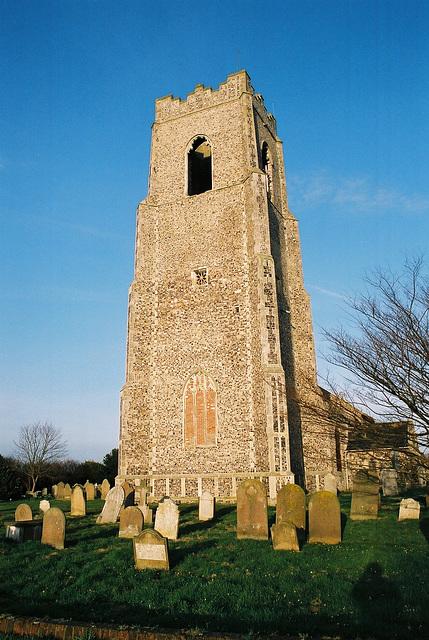 Saint Bartholomew's Church, Corton, Suffolk