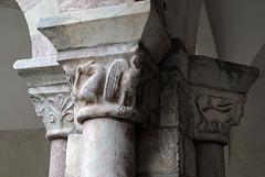 Abadía de Sant Genís de Fontanes 01