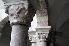 Abadía de Sant Genís de Fontanes 02
