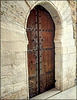 The oldest door in Madrid