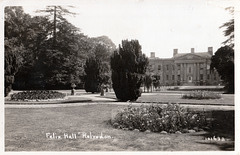 Felix Hall, Kelvedon, Essex (now  ruin)