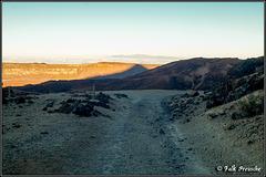 Mächtiger Schatten des Teide