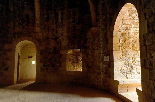 Salle dans la tour