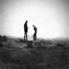 conversation on the rocks