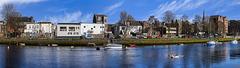River Leven and Dumbarton Quay