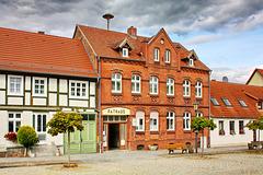 Freyenstein, ehemaliges Rathaus
