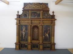 Altarpiece (17th century).