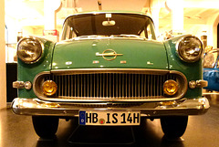 Opel Olympia Rekord P1 Caravan (1960)