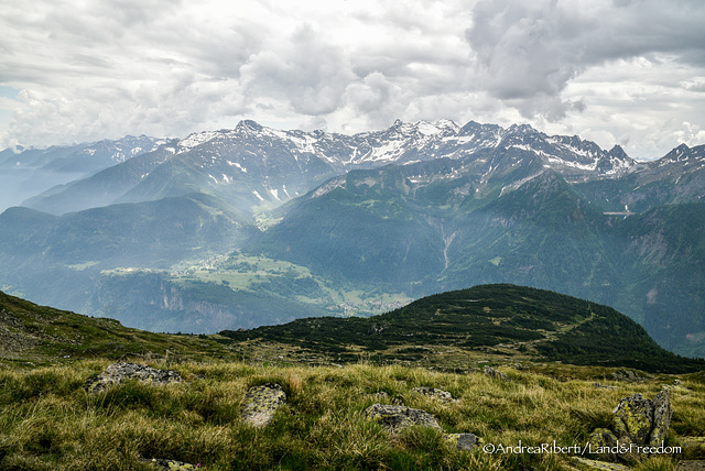 Leventina Valley-Swiss Alps