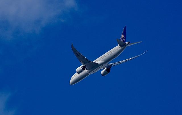 Dreamliner - Saudi Airlines