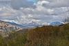 A view towards the Arrochar Alps