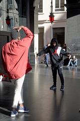 Hip-hop à l'opéra