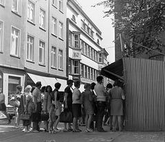 Schwerin 1970 Liebknechtstraße