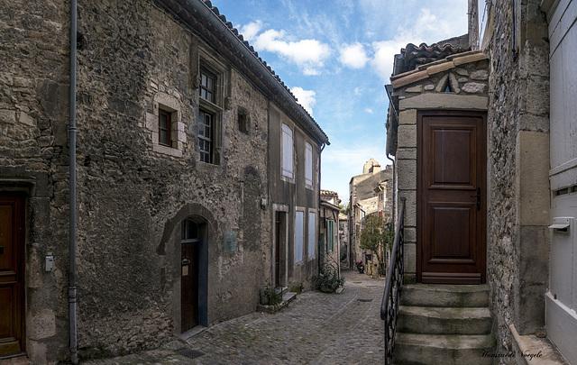 Gasse in Viviers