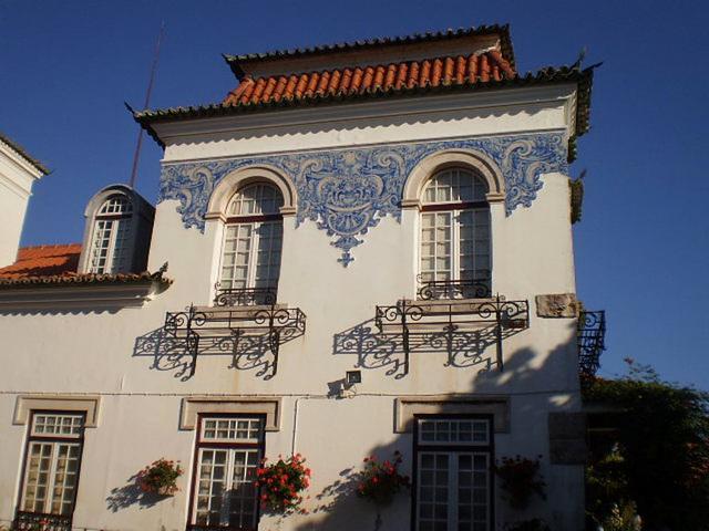 Manor-house of Cerejeiras Estate.
